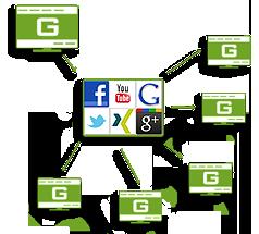 suchmaschinenoptimierung (seo) + social media   gruber mediendesign